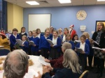 Furzeham School at Mince Pie Singalong - 9 Dec
