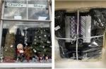 Our Xmas shop display 2020